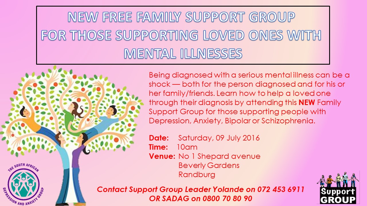 free family support 9 july 2016
