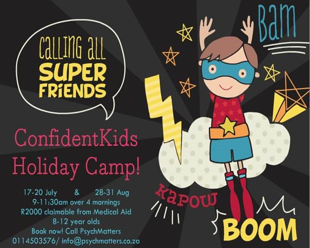 Confident Kids Holiday Camp