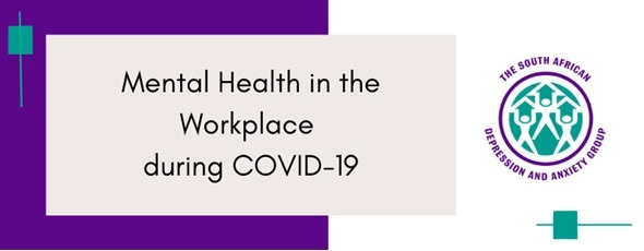mental health workplace covid19