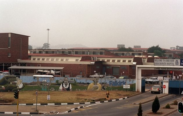 chris-hani-baragwanath-hospital