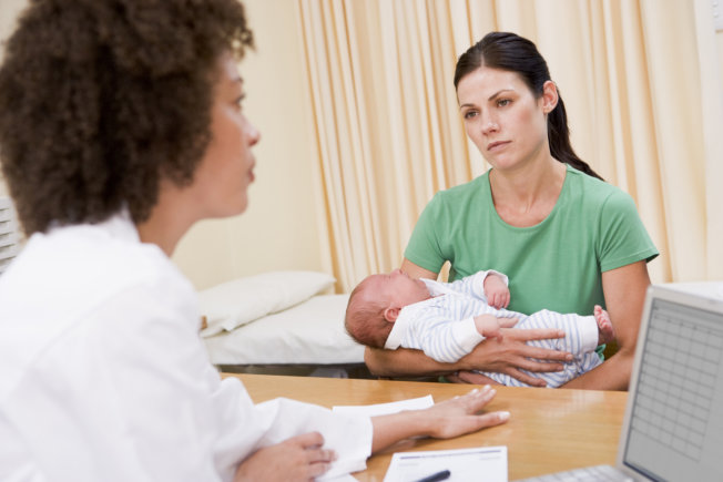 pediatricians postpartum