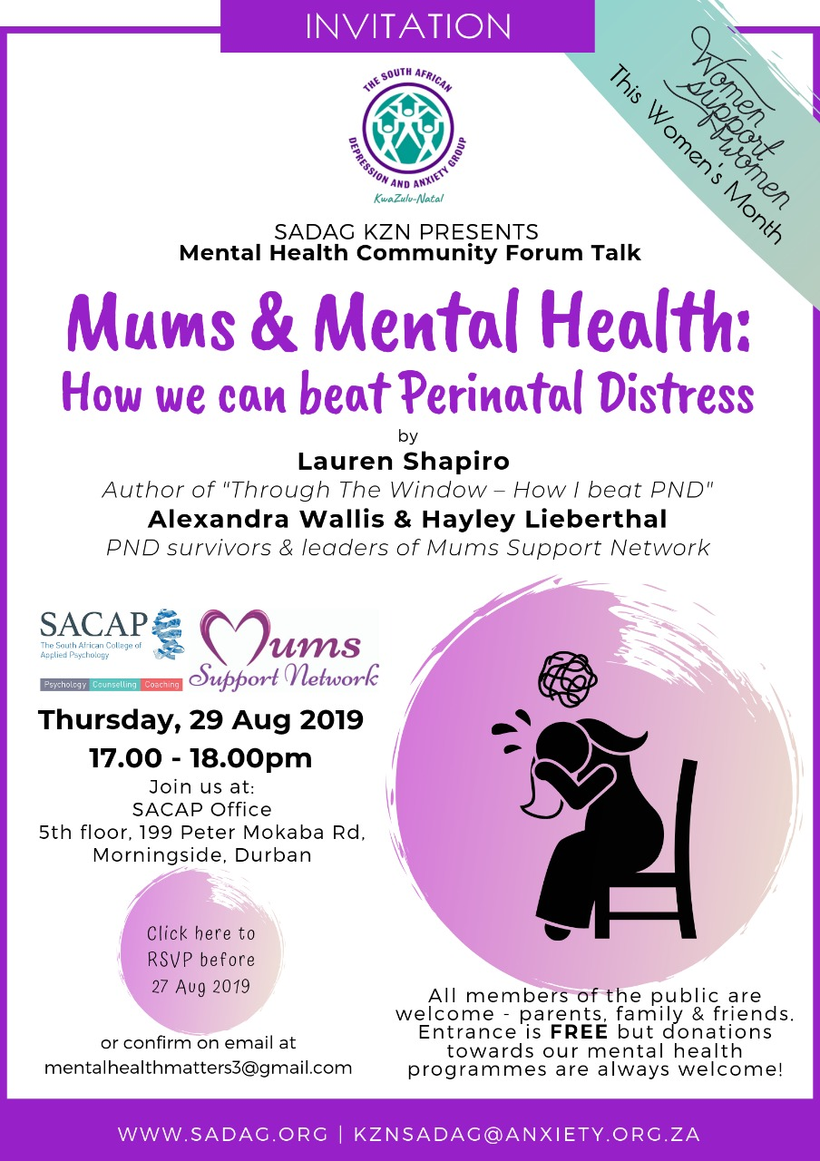 mums mental health 2019