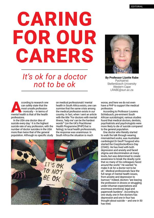 caring for our carers1