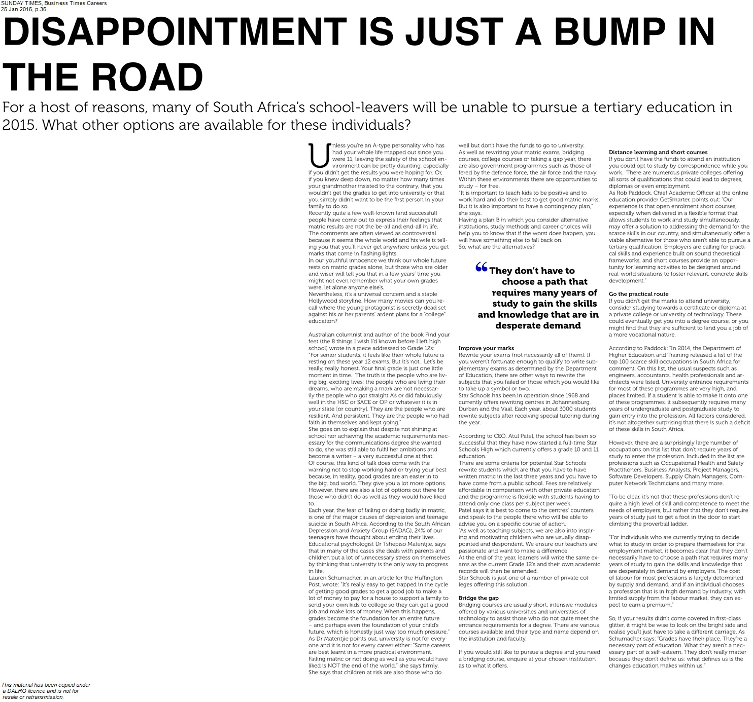 disappointment-is-just-a-bump-in-the-road