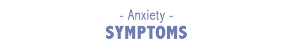 title anxiety symptoms