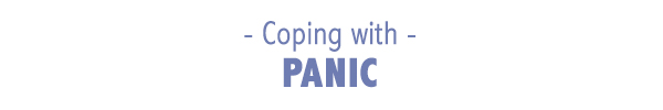 title coping with panic